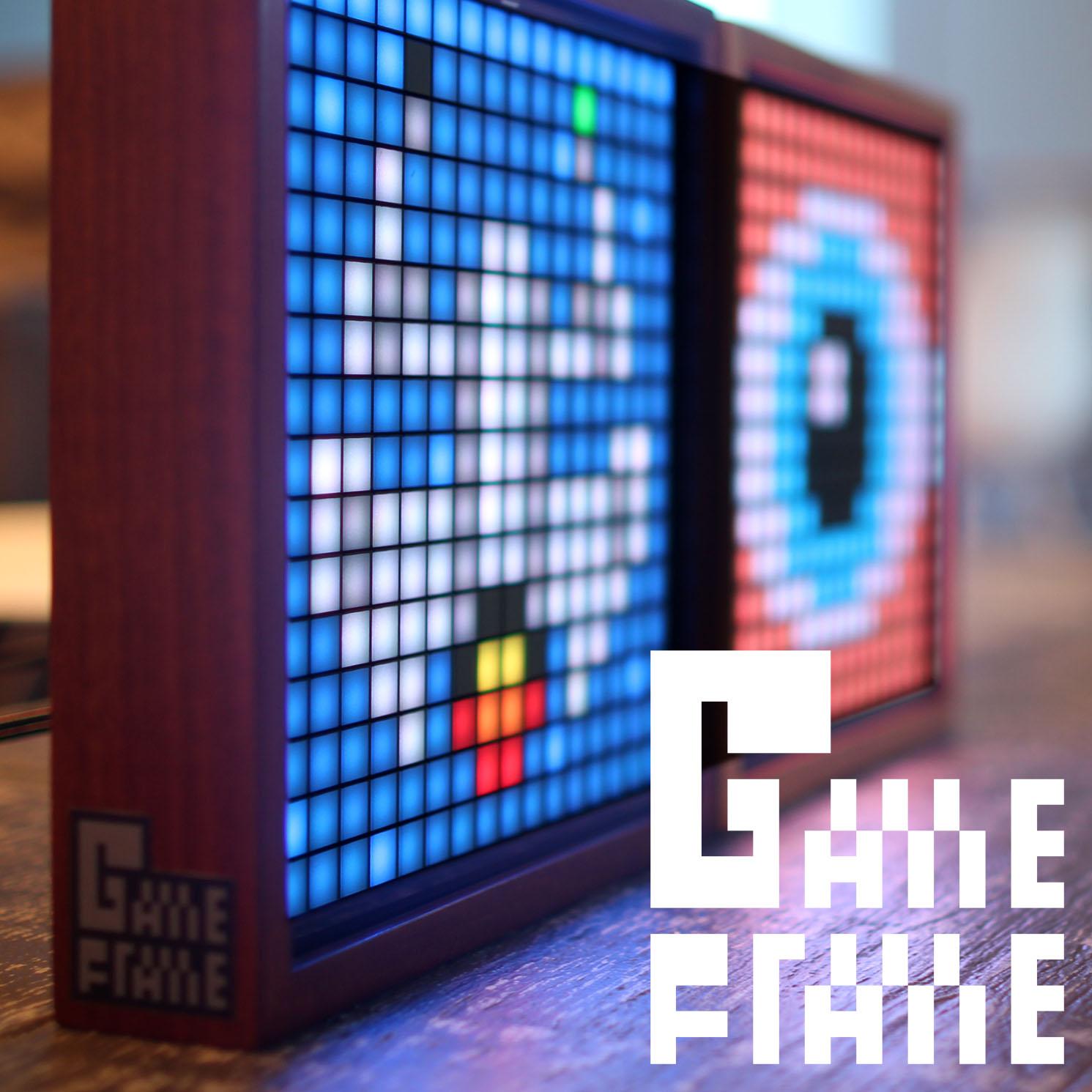 Game Frame Ledseq