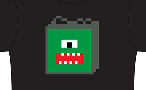Game Frame T-Shirt