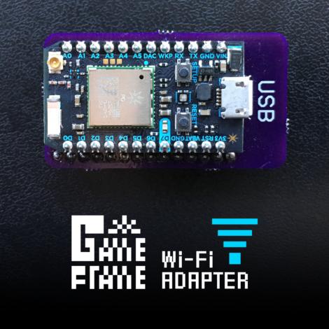 Game Frame Wi-Fi Adapter (International)