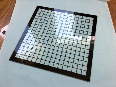 Game Frame Glass
